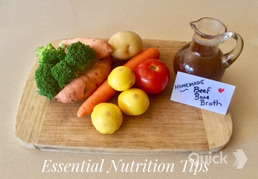 Beef Bone Broth Recipe